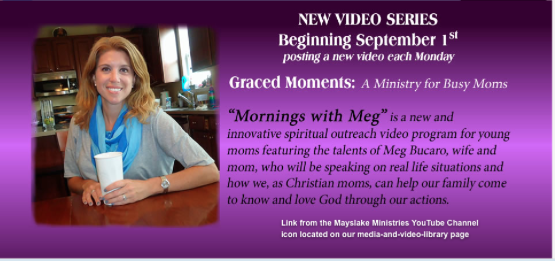 Mornings with Meg by Mayslake Ministries