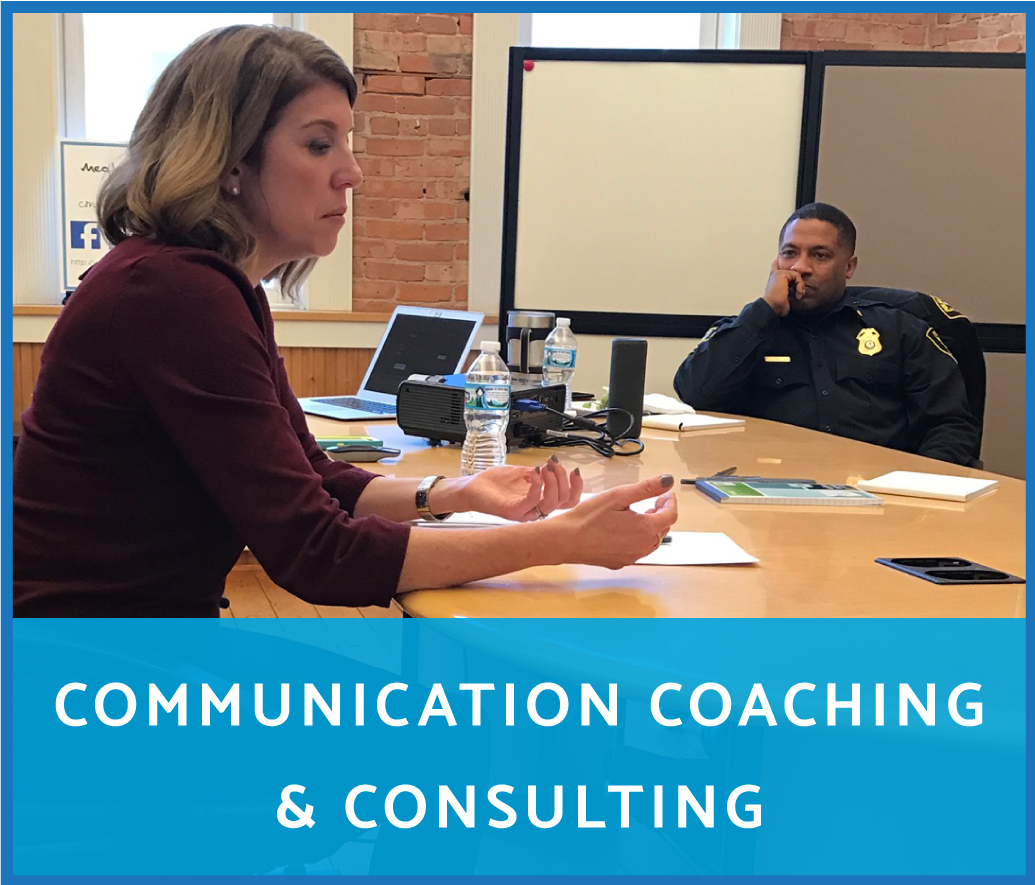COMMUNICATION COACHING & CONSULTING